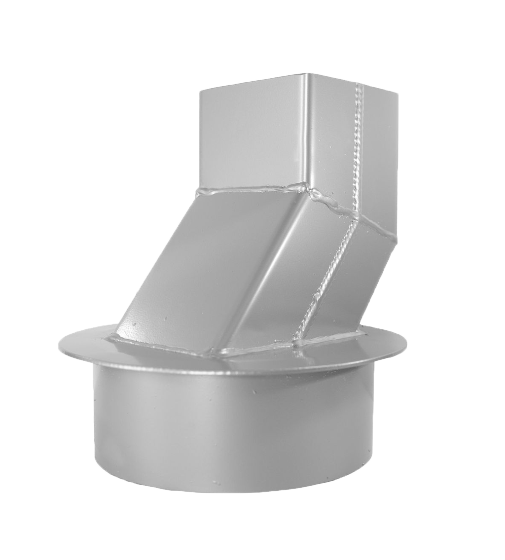 A2 Downspout Adapter